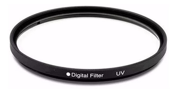 Filtro Uv 49mm - Para Lentes Nikon , Canon , Fuji , Sony