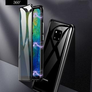 Capa Case Magnetica 360° Frente E Verso Huawei Mate 20 Pro