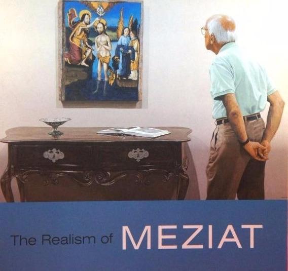 The Realism Of Meziat - Livro - Maurício Pontual
