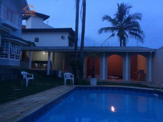 Sobrado Com 4 Dormitórios À Venda, 450 M² Por R$ 2.300.000,00 - Jardim Aquarius - São José Dos Campos/sp - So0885