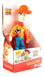 Peluche Woody Con Sonido 30 Cm