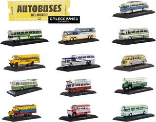 Autobuses Del Mundo - La Nación