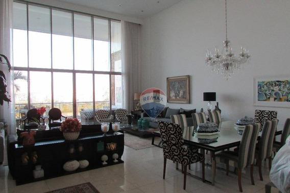 Península, Mondrian 4 Suítes Alto Luxo - Ap1371
