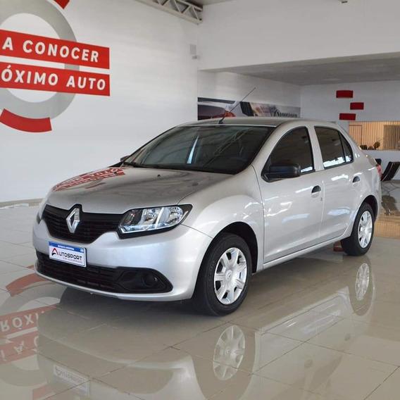 Renault Logan 1.6 Authentique Plus 85cv 2017