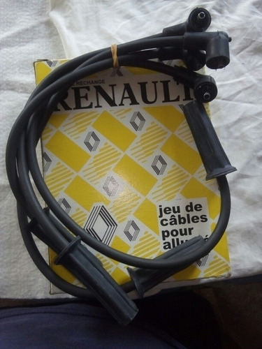 Cable Bujias Renault Synbol Clio Logan