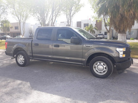 Ford F-150 2016 3.5 Doble Cabina V6 4x2 At Un Solo Dueño