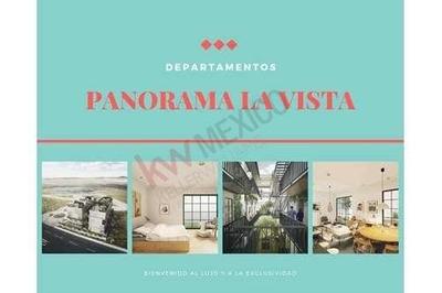 Departamento En Venta En Panorama La Vista, Dentro De La Ciudad De Querétaro
