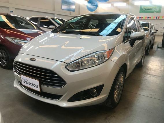 Ford Fiesta Titanium 1.6 Aut 2014 Zzo571