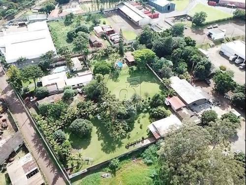 Chácara À Venda, 6300 M² Por R$ 3.000.000,00 - Parque Maracanã - Cambé/pr - Ch0028