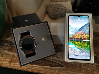 Celular Huawei P30 Pro, Rom:256gb Ram:8gb Y Smart Watch Gt