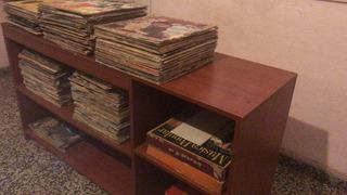 Lote De Mas De 400 Discos De Vinilo Todos Los Generos