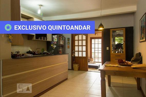 Casa Mobiliada Com 2 Dormitórios E 2 Garagens - Id: 892949343 - 249343