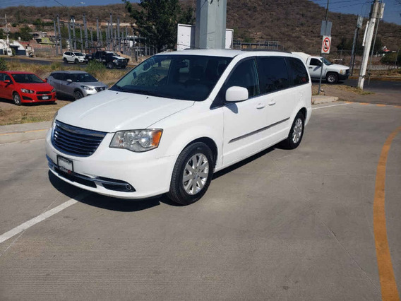 Chrysler Town & Country 2015 5p Touring V6/3.6 Aut Piel