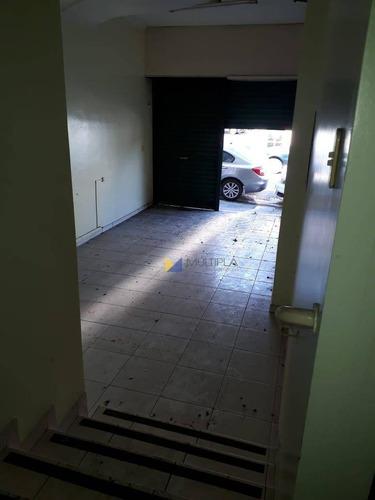 Salão Para Alugar, 210 M² Por R$ 3.800,00/mês - Centro - Guarulhos/sp - Sl0014