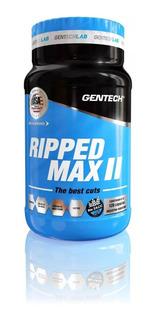 Gentech Ripped Max Ii New 120 Cap Quemador Grasa Suplemento