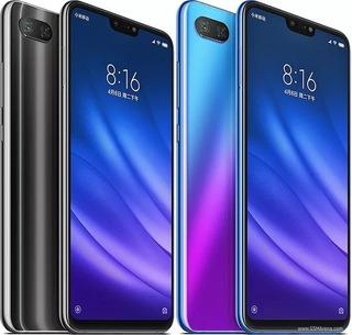 Baixou! Xiaomi Mi 8 Lite 64gb Dual Mi8 Global - Nota Fiscal