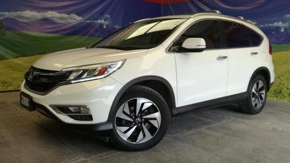 Honda Cr-v 5p Exl Cvt A/ac. Aut. Qc Piel Dvd Gps Ra-18