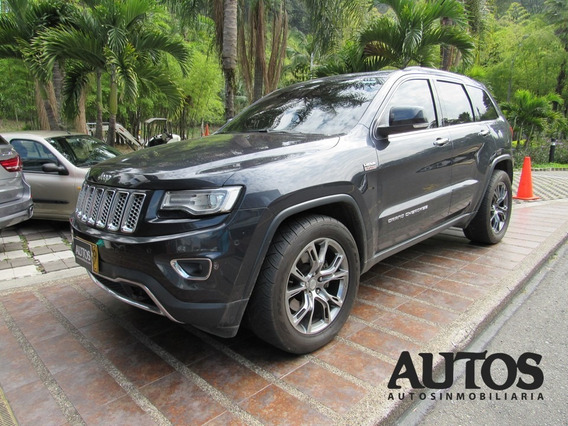 Jeep Grand Cherokee At Sec Hemi Limited 4x4 Cc5700