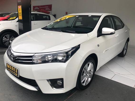 Toyota Corolla 1.8 Gli Flex Automático 2014/2015