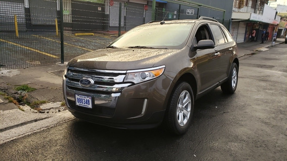 Ford Edge Edge Sel 4x4 Awd