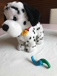 Mascota Interactiva. Puppy Dog. Ladra, Camina Orden Silvatoi