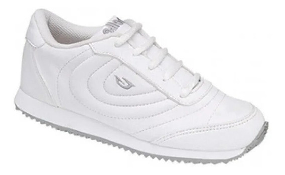 Gaelle Zapatillas Lady 1410 W Blanco