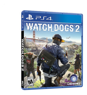Watch Dogs 2.juego Ps4.fisico / Mipowerdestiny