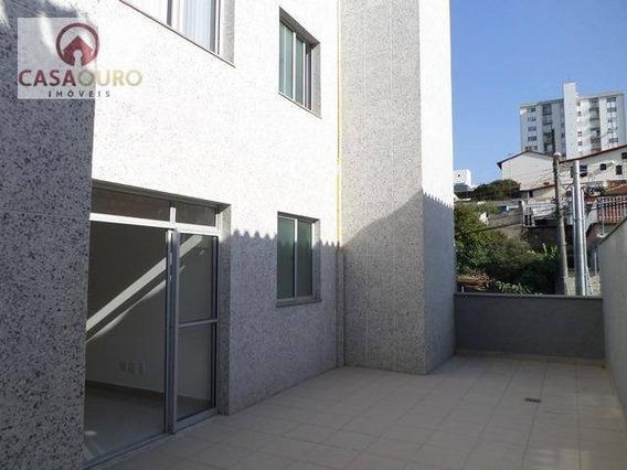 Apartamento De Área Privativa Residencial À Venda, Sagrada Família, Belo Horizonte. - Ap0427