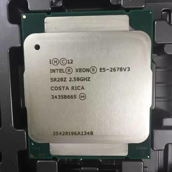 Processador Xeon E5 2678 V3