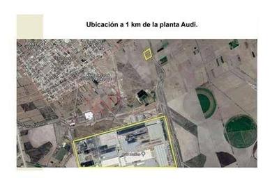 1 Hectárea En Venta En San Jose De Chiapa 480pesos/m2 Cerca De Planta Audi
