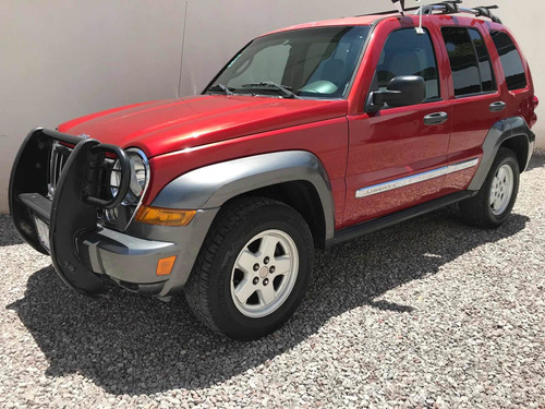 Jeep Liberty Limited 4x2 At 2006