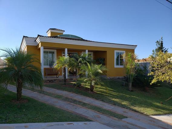 Casa 4 Quartos Plana A Venda Em Alphaville - Nova Lima - Mg - 585