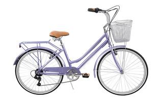 Bicicleta Huffy Keaton Cruiser Rin 26 Hembra