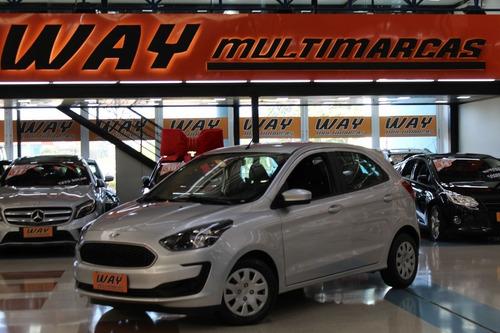 Imagem 1 de 15 de Ford Ka 1.5 Tivct Se 2019