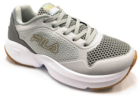 Tênis Feminino Fila Footwear Extra Jog Plataforma Training