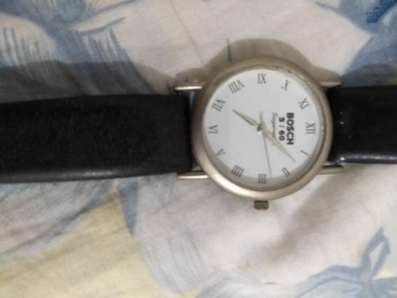 Relógio Promocional Bosch Funcionando #100