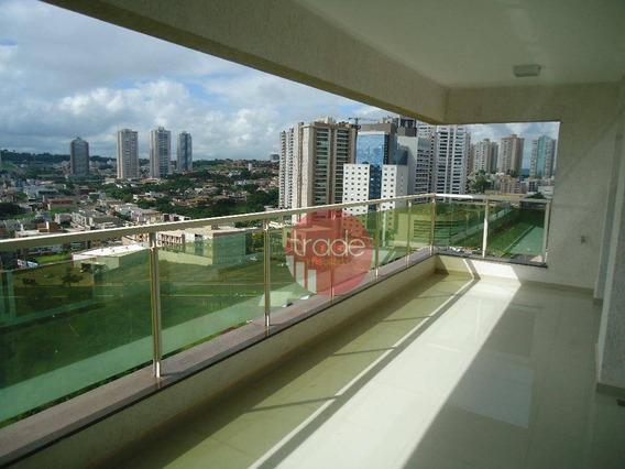 Apartamento Com 3 Dormitórios À Venda, 135 M² Por R$ 780.000,00 - Jardim Irajá - Ribeirão Preto/sp - Ap1144