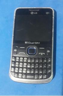 Aparelho Celular LG C397 Não Liga