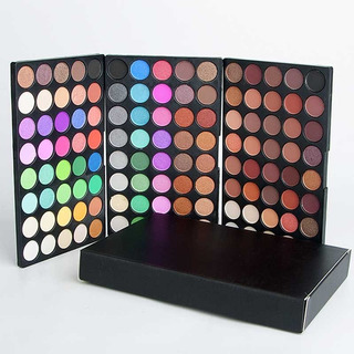 Kit Set Profesional Sombra De Ojos (120 Colores)