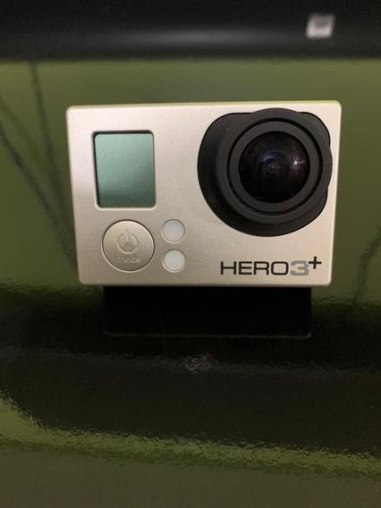 Gopro Hero3+ Silver Edition + Acessórios