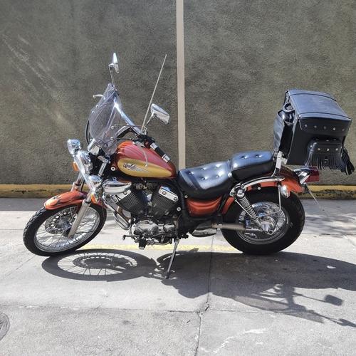 Yamaha Xv535s Virago