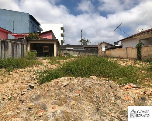 Imagem 1 de 7 de Terreno A Venda No Bairro Vila Figueredo Em Rio Grande Da Serra - Sp. - Te00060 - 69506320