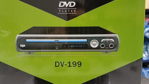 Dvd Player Evd Dv-199