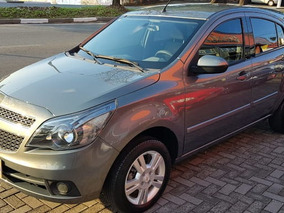 Chevrolet Agile Lt 1.4 Mpfi 8v Econo.flex Mec. 2013