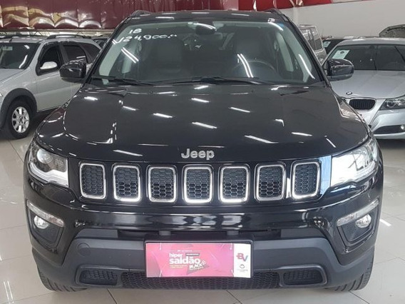 Jeep Compass Longitude At9 4x4 2.0 16v Turbo Diesel