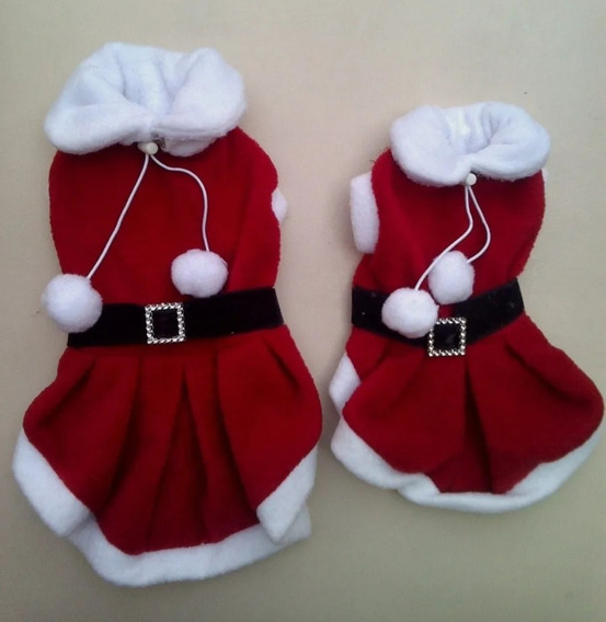 Disfraz Vestido Santa Claus Talla 2 Navidad