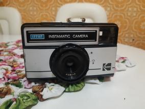 Câmera Analógica Máquina Fotográfica Kodak Instamatic 177xf