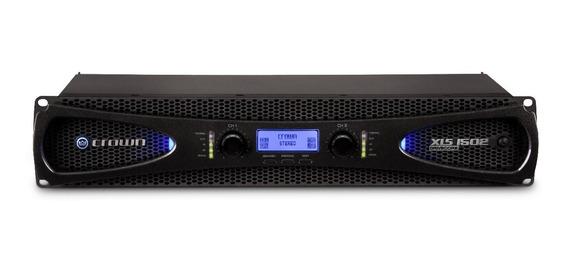 Amplificador Potência Crown Xls 1502 | 220v | 1550w | Harman