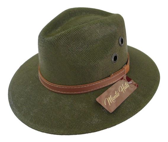 Sombrero De Yute Explorer.