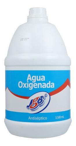 Agua Oxigenada Jgb Garrafa X 3500ml